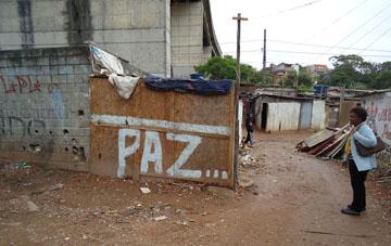 COMUNIDADE DA PAZ